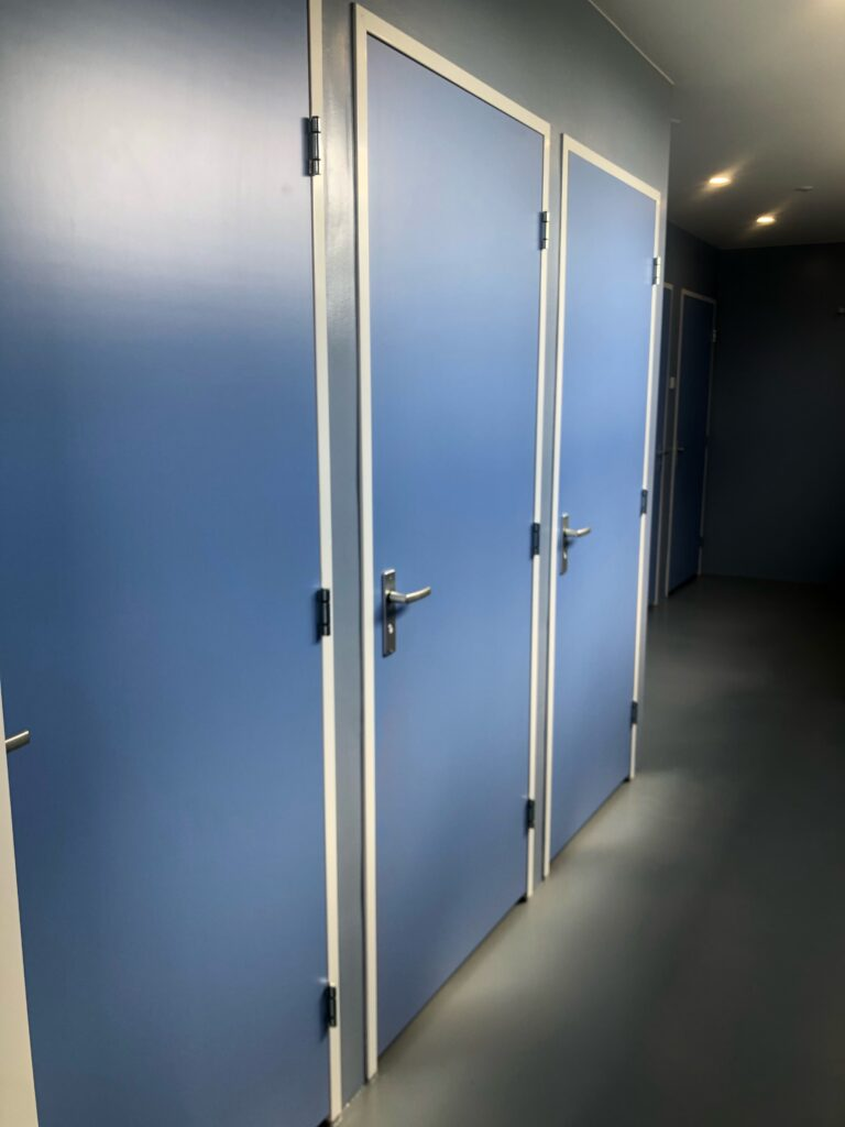 NIEUW | Het sanitair is volledig vernieuwd en klaar voor gebruik!